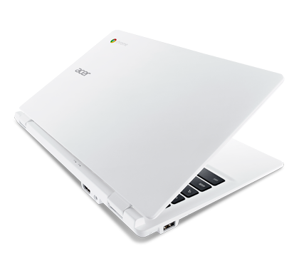 Chromebook 11 White non-touch photogallery 05