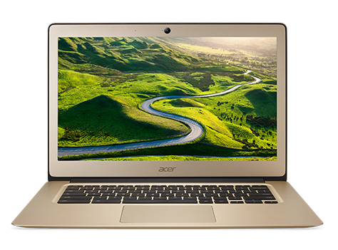 AcerChromebook14 CB3 431 Gold sku preview