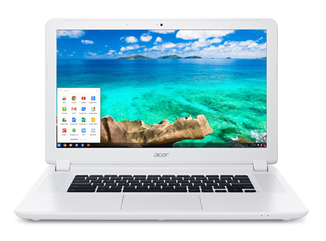 Acer Chromebook 15 CB5 571 white sku preview