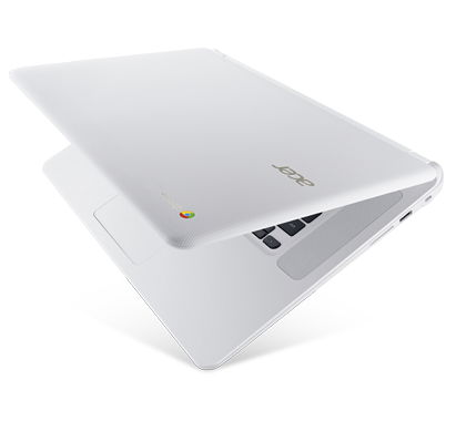Acer Chromebook 15 CB5 571 white photogallery 01