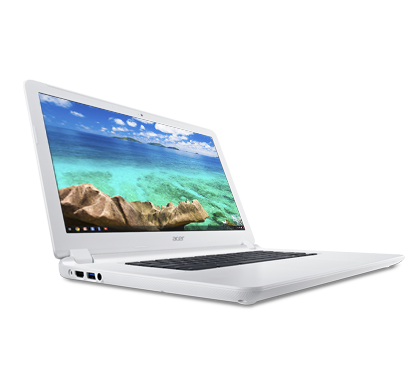 Acer Chromebook 15 CB5 571 white photogallery 04