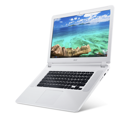 Acer Chromebook 15 CB5 571 white photogallery 05