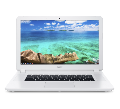 Acer Chromebook 15 CB5 571 white photogallery 06