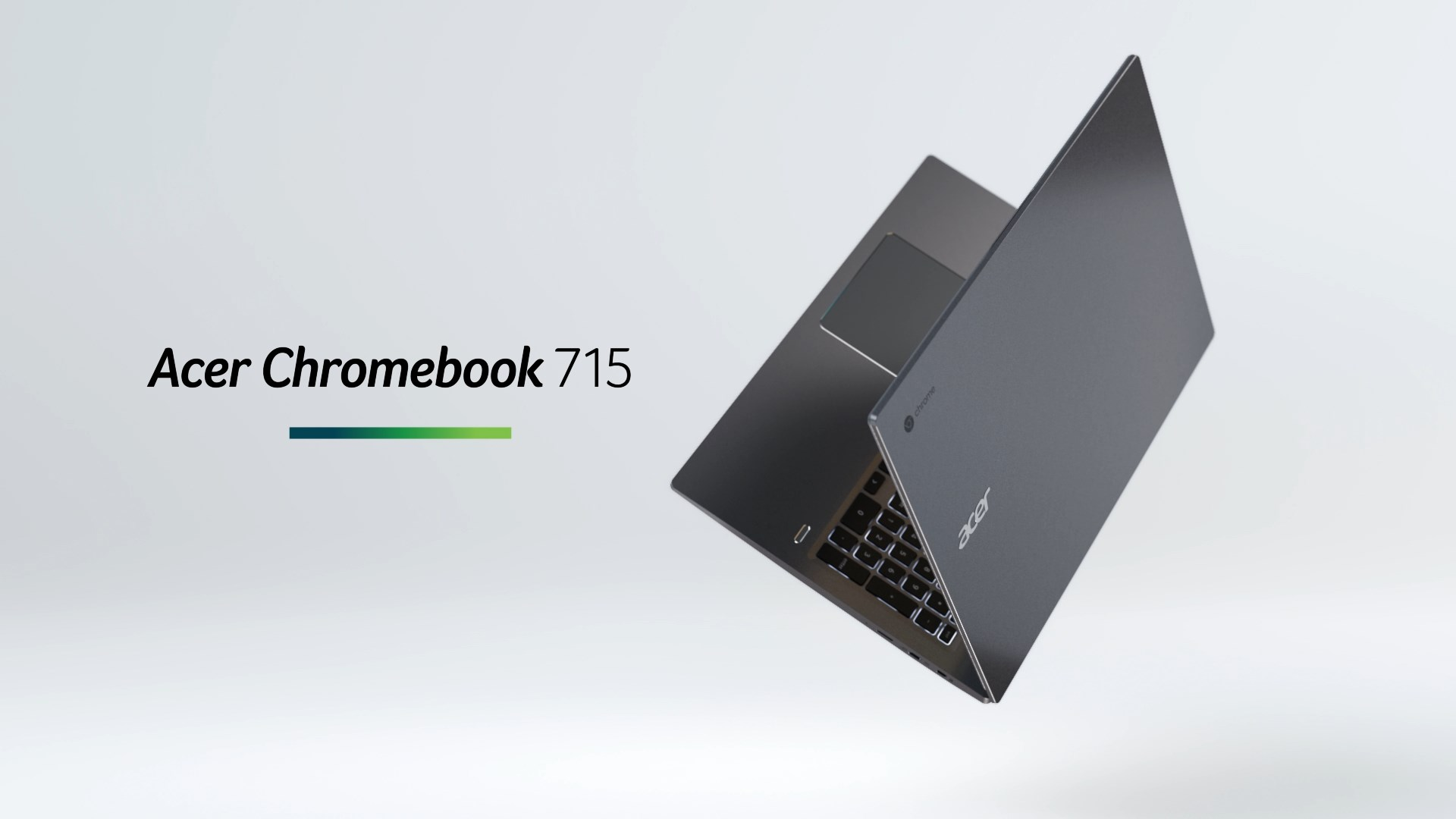 Acer | 2019 Chromebook715 Laptop