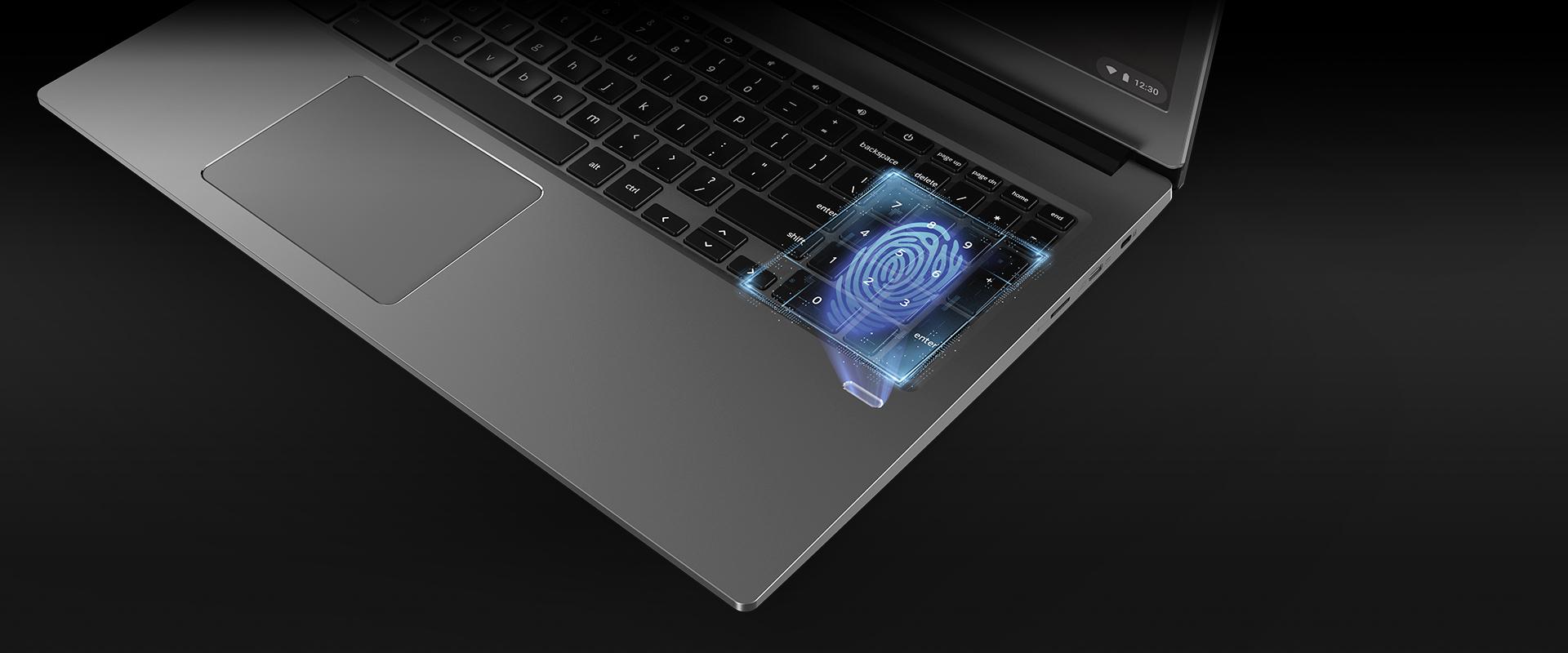 Acer Chromebook 715 - CB715 - First Fingerprint Reader  - Large