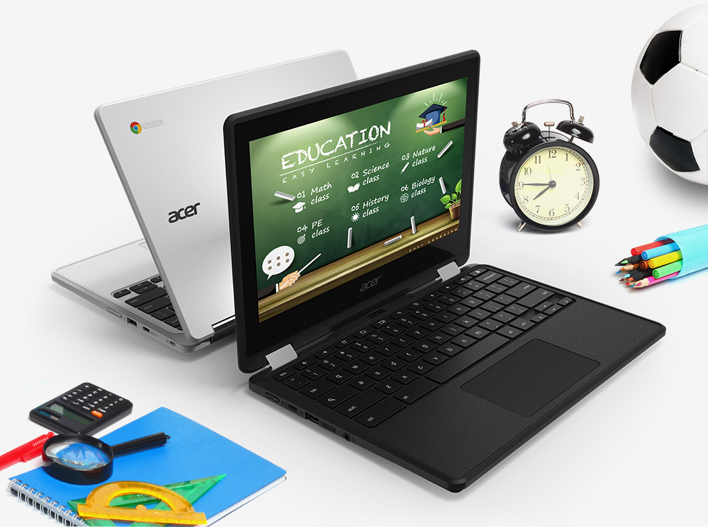 Acer Chromebook Spin 11 overview design