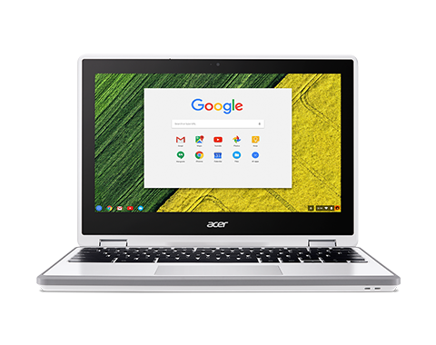 Chromebook Spin 11 White gallery 01