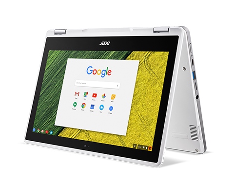Chromebook Spin 11 White gallery 02