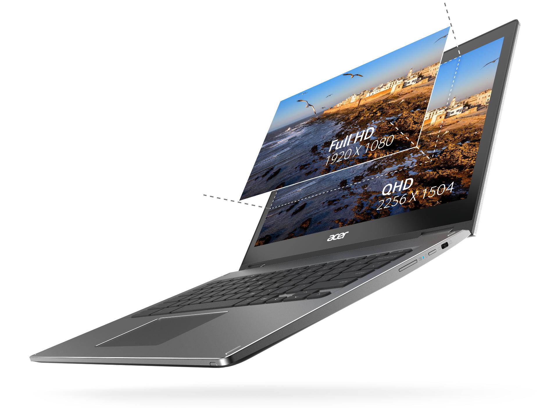 Acer Chromebook Spin 13 - Sharp Images - Large