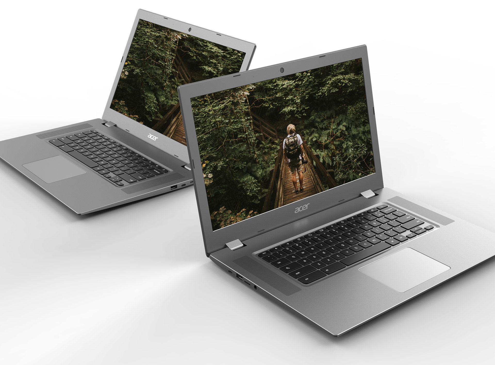 Acer Chromebook 15 CB315 - overview features - Large