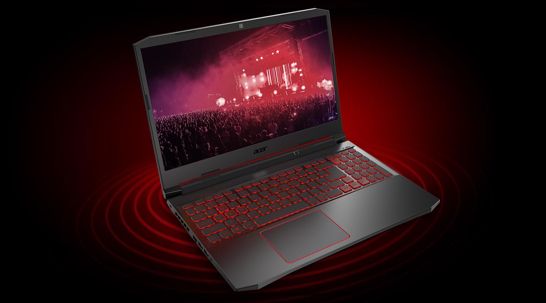 🦂 Acer NITRO 5 GAMER ⚡ INTEL Core i5-10300H- 16GB DDR4 - 512GB SSD -  VIDEO GTX 1650 4GB DDR5 - procesadores-intel-core-i5, procesadores-intel, portatiles-con-graficadora, equipos-gamers, computadores-portatiles, computadores-con-graficadora, asys-computadores-asyscom - KSP6