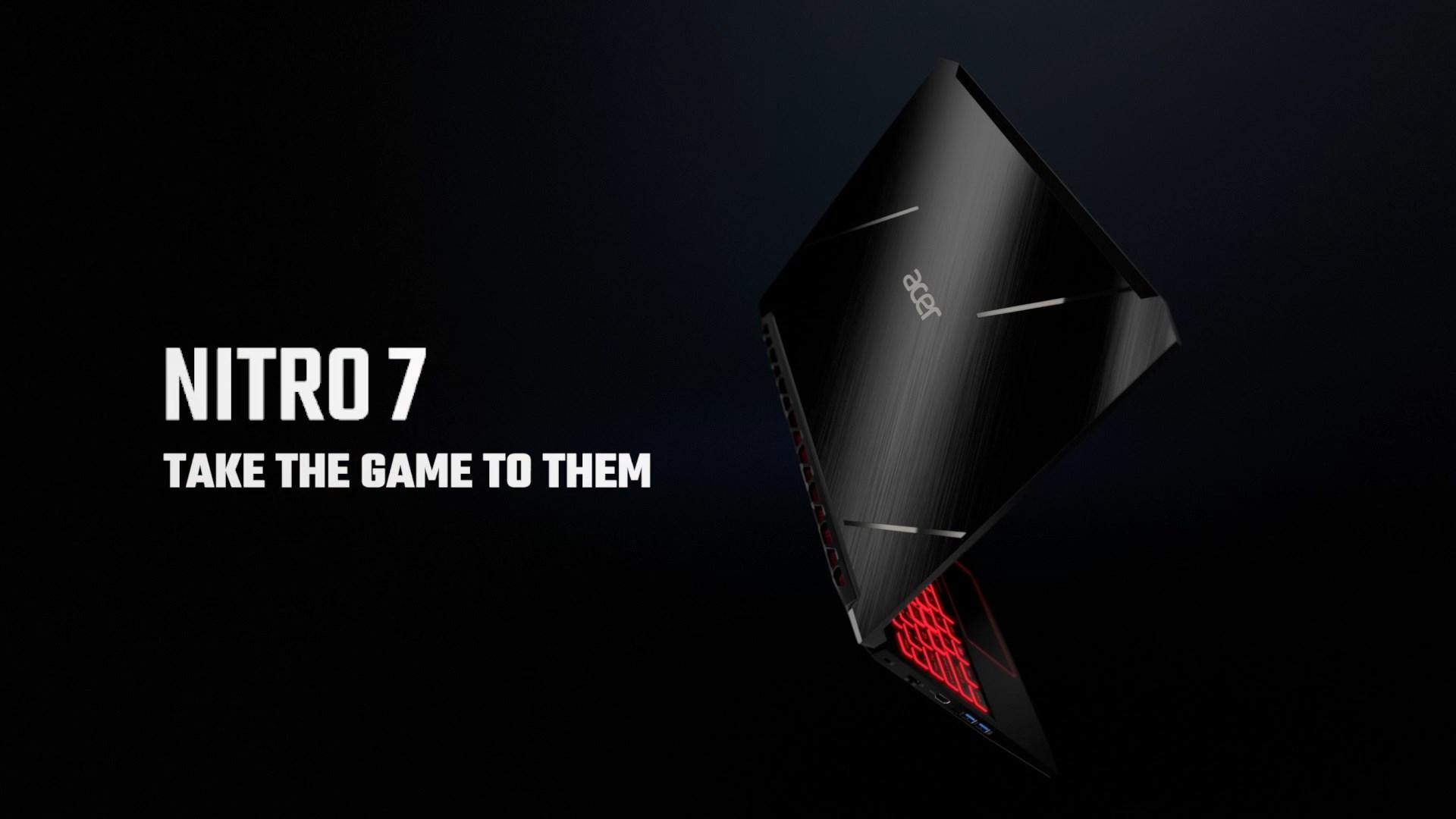 Nitro 7 Laptops Acer United States