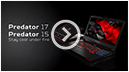 Predator gaming laptops – stay cool under fire