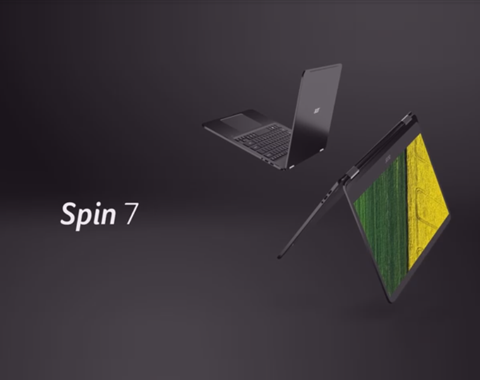 Acer | Spin 7 Convertible Laptop
