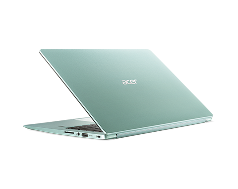 Acer Swift1 SF114 32 green photogallery 04