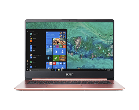 Acer Swift1 SF114 32 pink photogallery 01