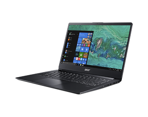 Acer Swift1 SF114 32 black photogallery 03