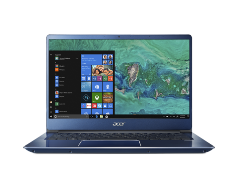 Acer Swift 3 SF314 54 SF314 54G Blue photogallery 01
