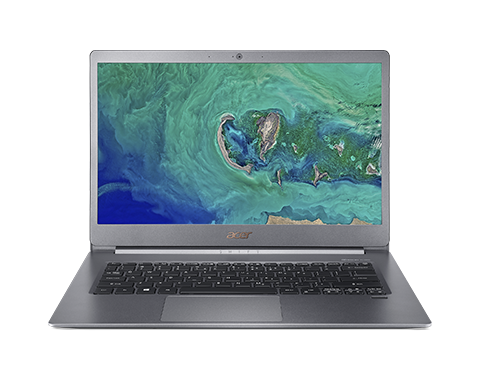 Acer Swift 5 SF514 53 Gray photogallery 01