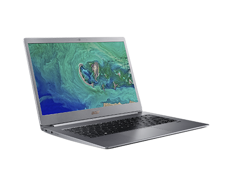 Acer Swift 5 SF514 53 Gray photogallery 02