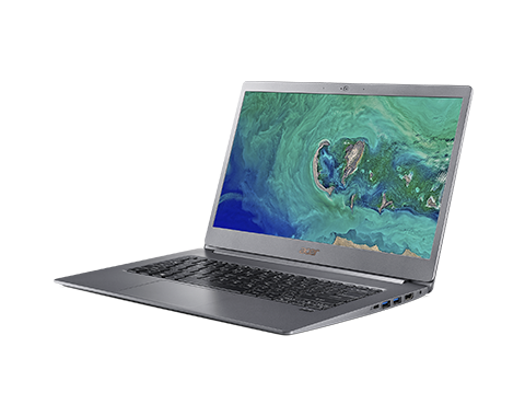 Acer Swift 5 SF514 53 Gray photogallery 03