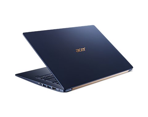 Acer Swift 5 SF514 53 Blue photogallery 04
