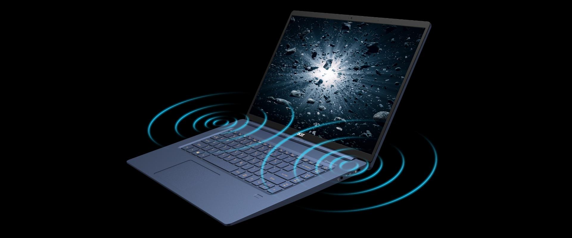 Acer Swift 5 UltraThin Charcoal Blue