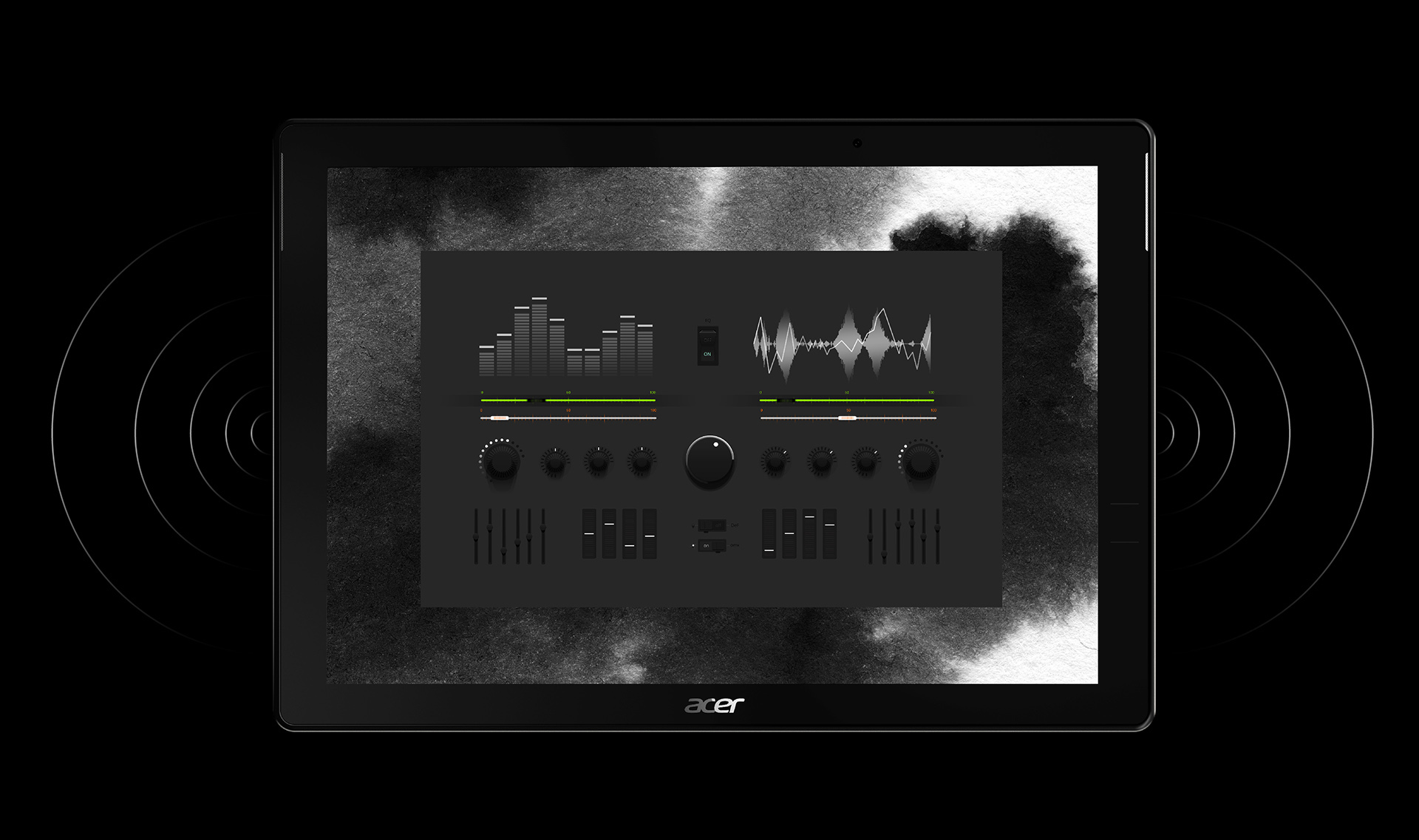 Switch 7 Black Edition - The Power of Sound ksp - Large
