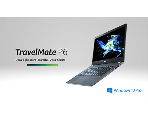 Acer | 2019 TravelMate P6 Laptop