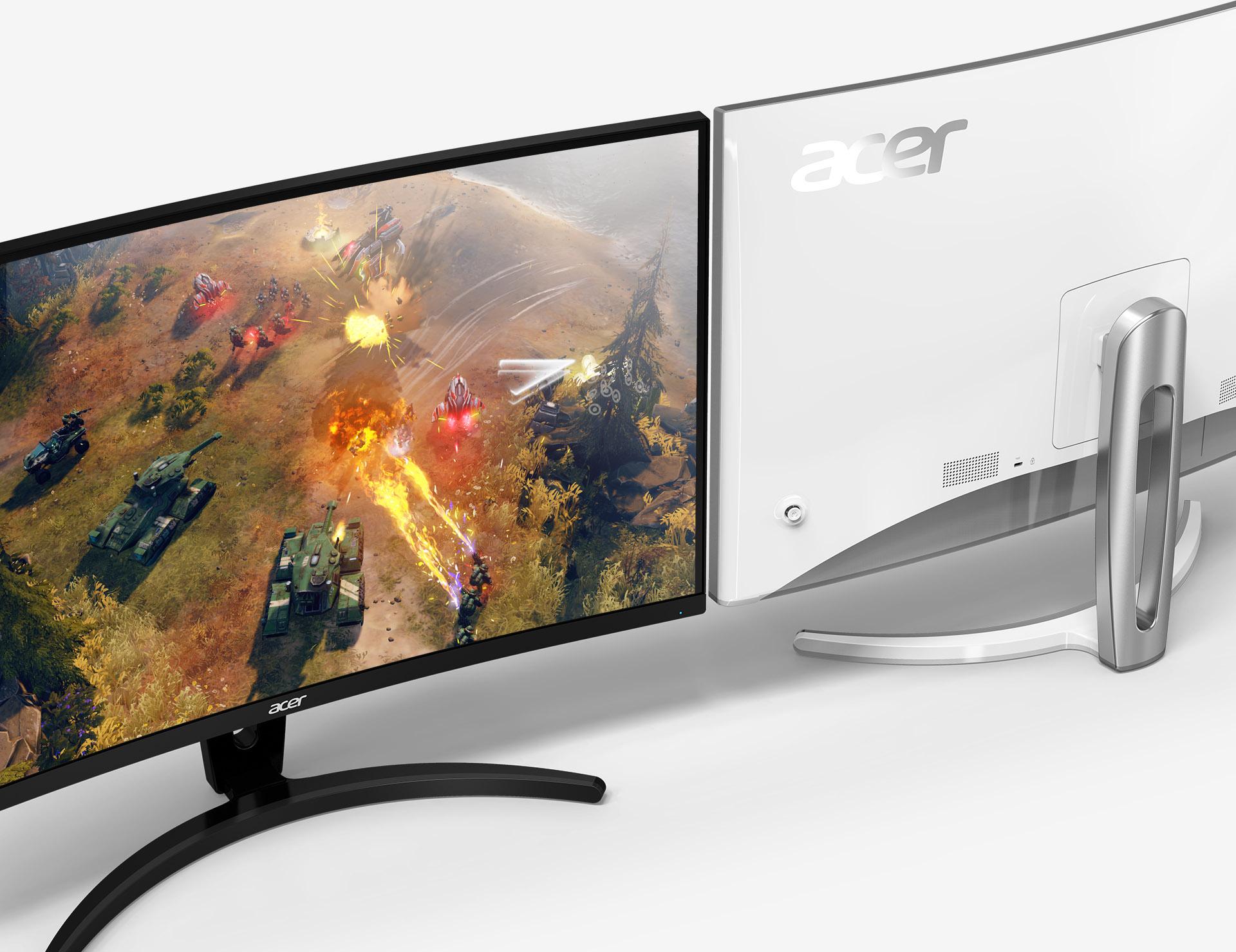 מסך גיימינג קעור Acer ED273 27'' 144Hz 4ms
