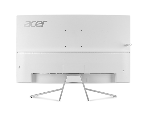 Acer monitor ET2 series ET322Q Silver photogallery 04