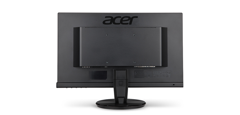 "22"" LED Backlit Acer P216HL LCD Monitor 1920x1080 Built in Speakers 100M 1"