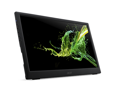 Acer Monitor PM1 series PM161Q photogallery 02