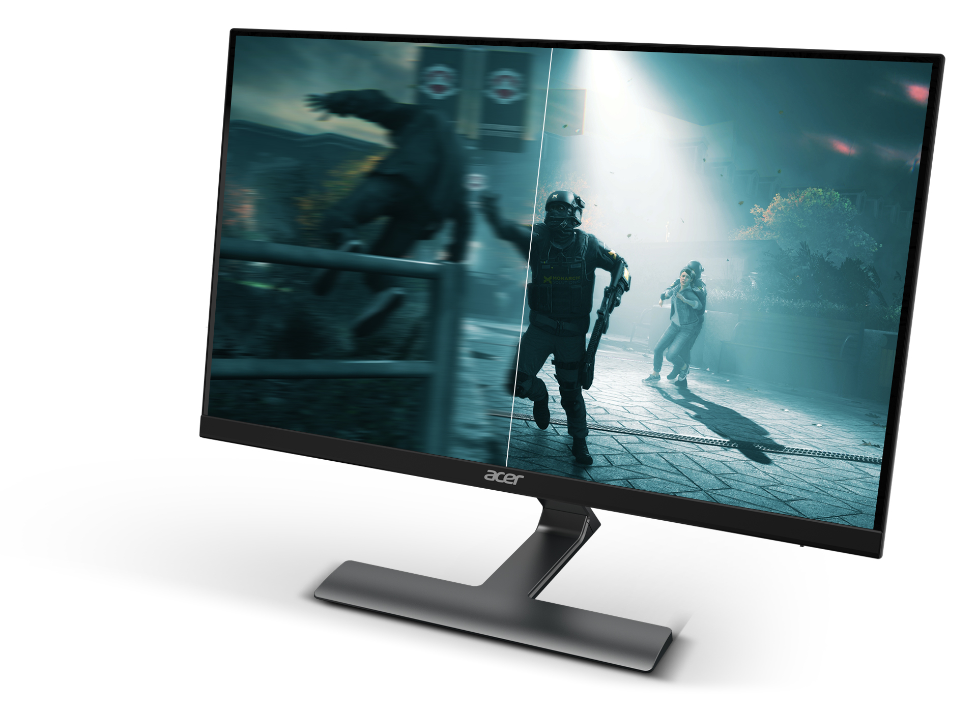 Acer RG0 Series- Fast-paced Frames - Large