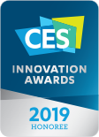 CES 2019 Innovation Awards Honoree