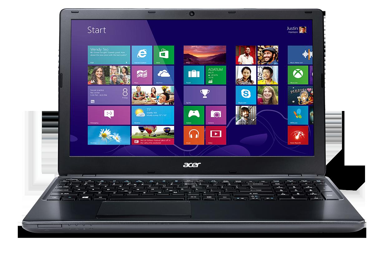 Laptop tầm trung Acer E1 - 572G có gì