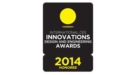 Innovations 2014 Design and Engineering award