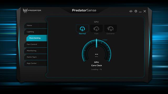 PredatorSense | Acer Predator