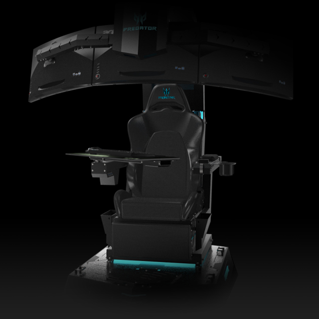 Predator Thronos All In One Gaming Chair Acer Australia