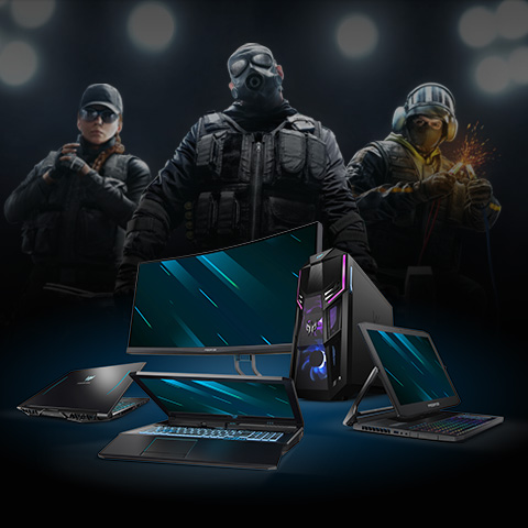 Rainbow Six Pro League and Majors
