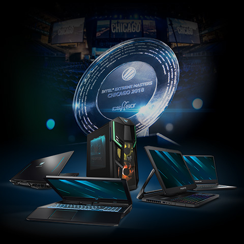 Intel<sup>®</sup>Extreme Masters Chicago 2019