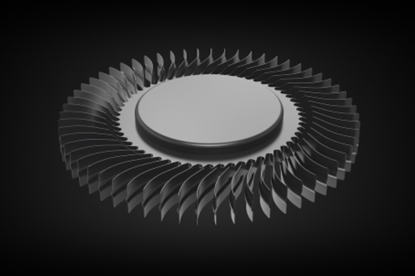 The ultrathin (0.1mm) all-metal AeroBlade<sup>™</sup> 3D Fan<sup>1</sup> offers advanced aerodynamics and superior airflow to keep the system cool and clean.
