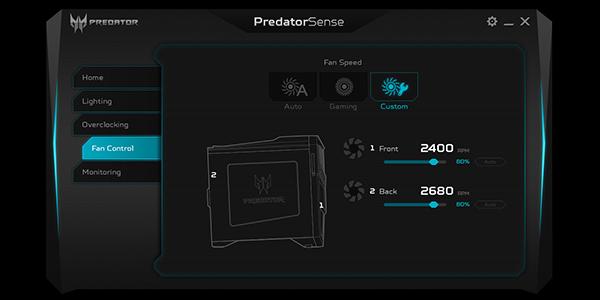 Predator Orion 5000 | Desktops | Acer United States