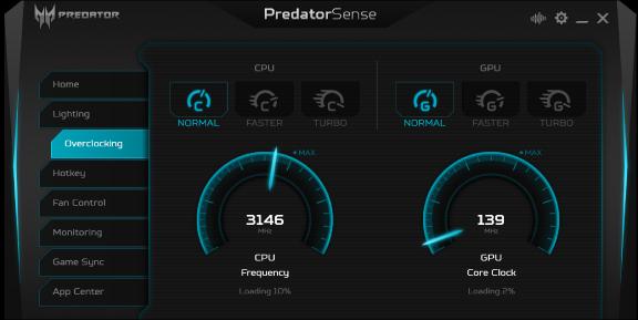 Predator Triton 500_AGW_07_Feature_PREDATORSENSE™_2_OVERCLOCK
