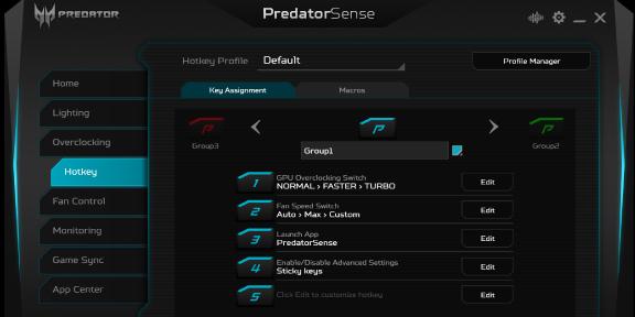 Predator Triton 500_AGW_07_Feature_PREDATORSENSE™_6_HOTKEY