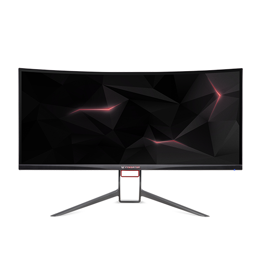 Acer Predator ultrawide monitor for gaming