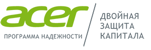 Acer Reliability Promise logo