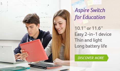 Aspire Switch for Education