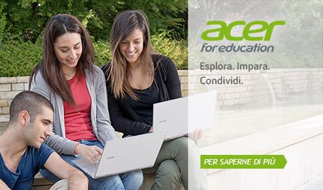Acer per l'istruzione