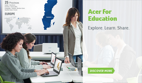 Acer for Education